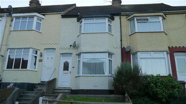 3 Bedrooms Terraced House for sale in Cottall Avenue, Chatham