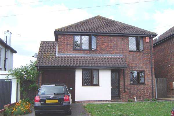 4 Bedrooms Detached House for rent in Station Road, Leigh on Sea