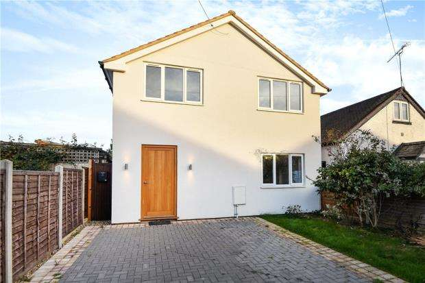 3 Bedrooms Detached House for sale in Faraday Road, Slough
