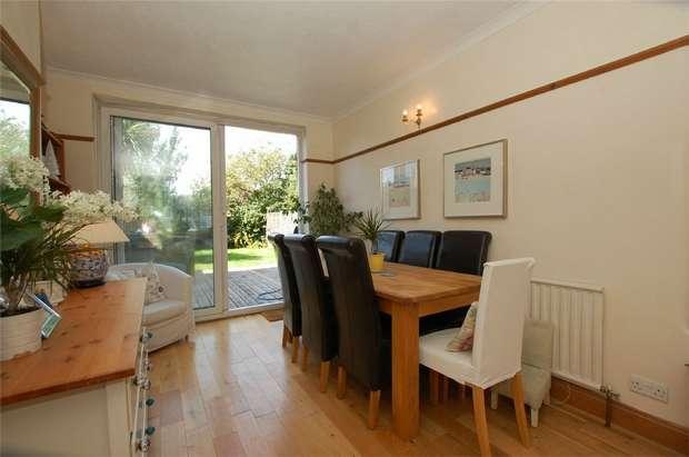 3 Bedrooms Terraced House for sale in Surrey Road, WEST WICKHAM, Kent