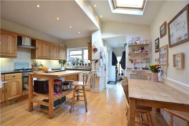 3 Bedrooms Terraced House for sale in Croft Gardens, Charllton Kings, Cheltenham