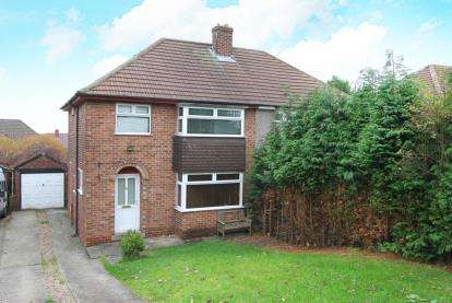 3 Bedrooms Semi Detached House for sale in Audrey Road, Sheffield, South Yorkshire