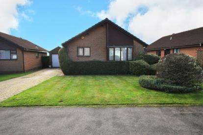 3 Bedrooms Bungalow for sale in Wood Lane, Bramley, Rotherham, South Yorkshire