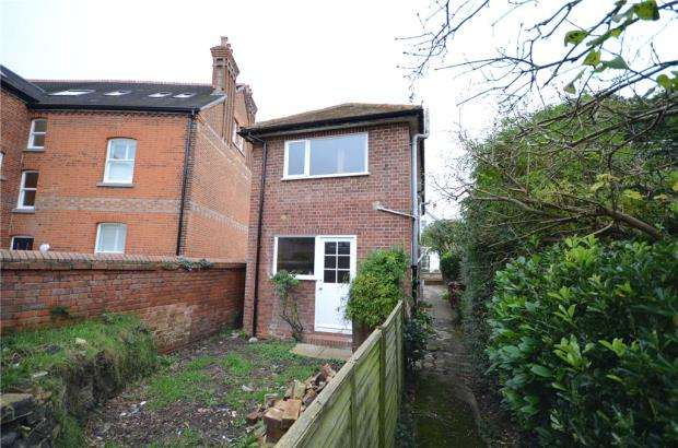 1 Bedroom Semi Detached House for sale in Castle Crescent, Reading, Berkshire