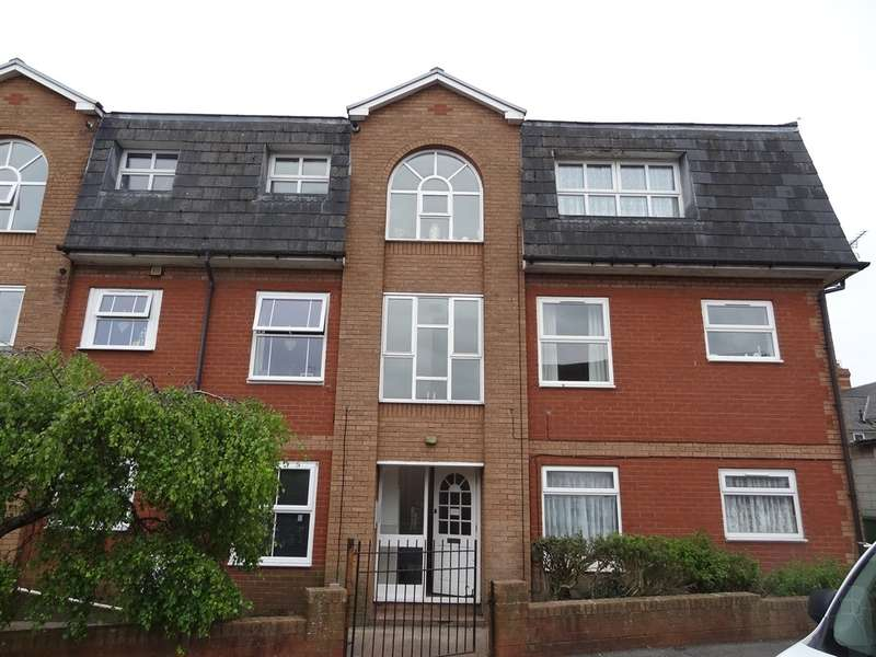 2 Bedrooms Apartment Flat for sale in Crossways Street, Barry