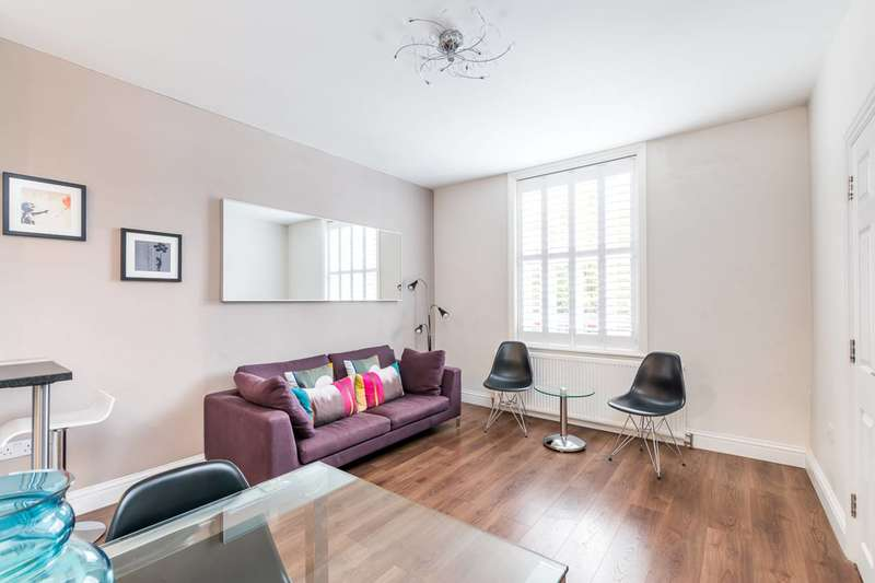 1 Bedroom Flat for sale in Winchester Street, Pimlico, SW1V
