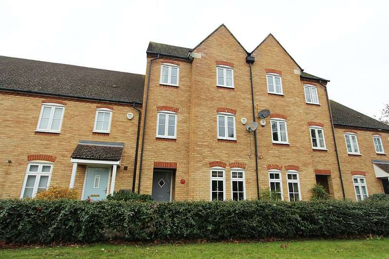 3 Bedrooms Town House for sale in Westminster Square, Maidstone, Kent, ME16 0WQ