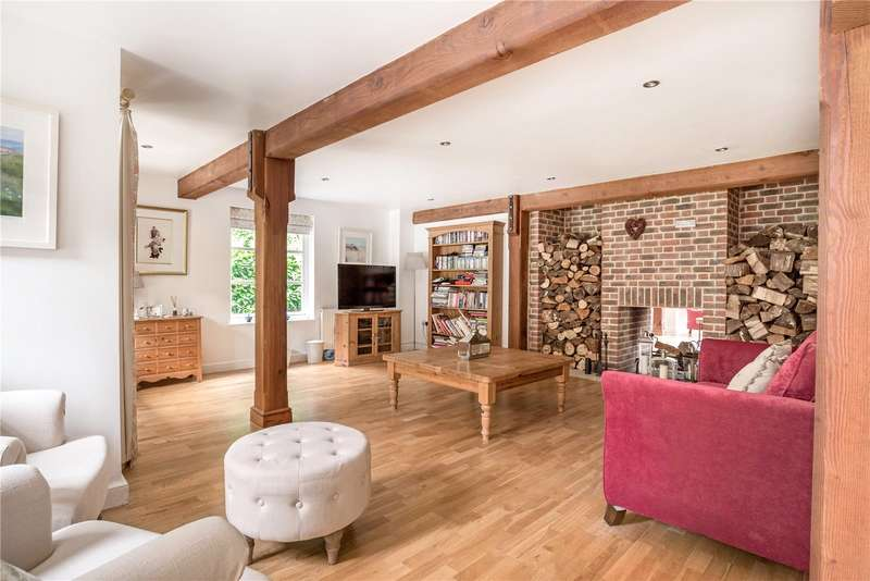 5 Bedrooms Detached House for sale in Durfold Wood, Plaistow, Billingshurst, West Sussex, RH14