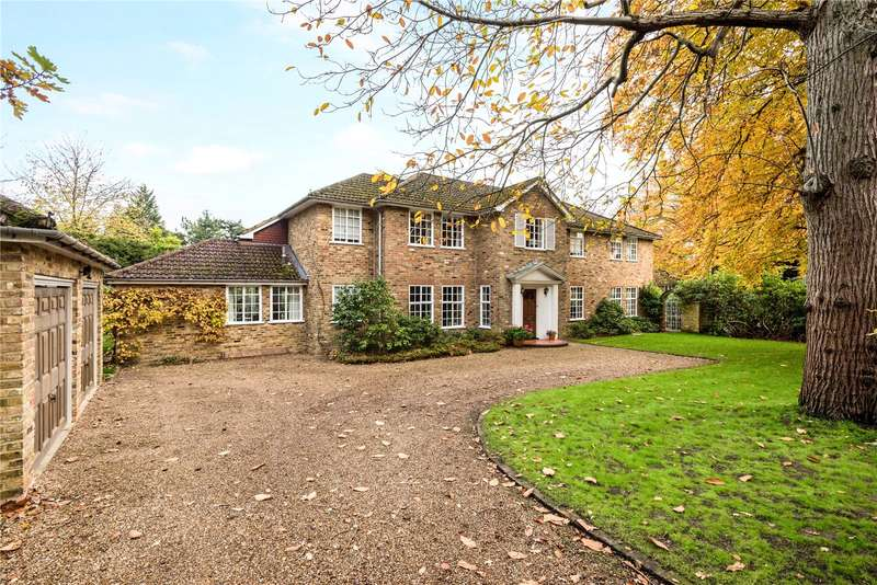 5 Bedrooms Detached House for sale in Pinecote Drive, Sunningdale, Berkshire, SL5