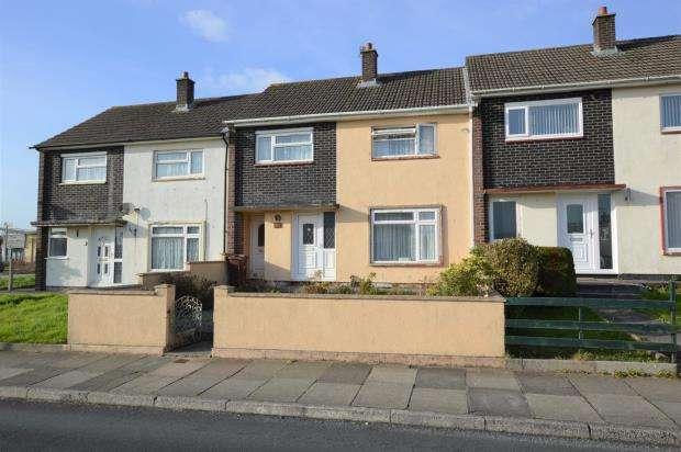 3 Bedrooms Terraced House for sale in Rockfield Avenue, Plymouth, Devon