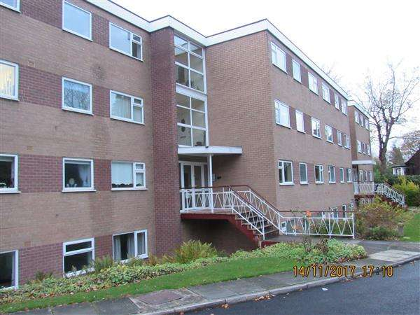 2 Bedrooms Apartment Flat for rent in Parkbury Court, Oxton