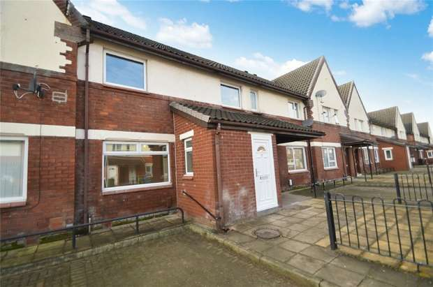 3 Bedrooms Terraced House for sale in Bosley Road, Stockport, Cheshire