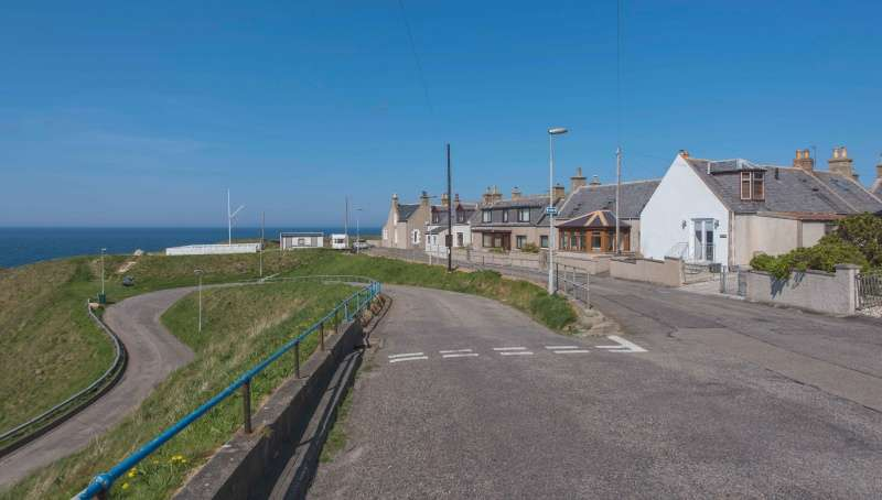 3 Bedrooms Cottage House for sale in 7 Harbour Terrace, Portknockie, Moray, AB56 4NW