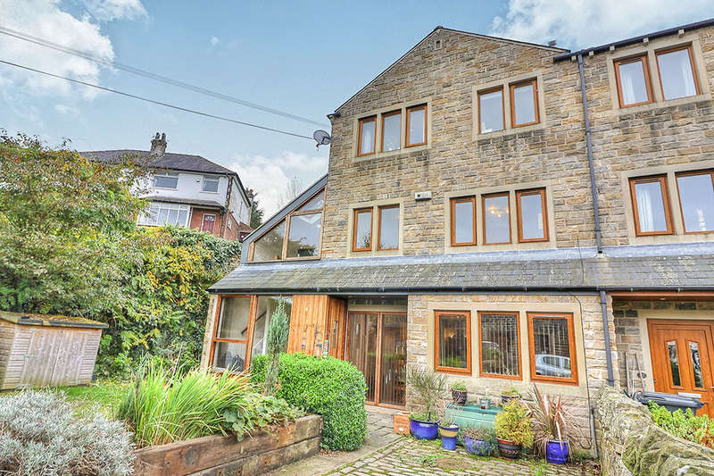 5 Bedrooms Terraced House for sale in Hall Bank Lane, HEBDEN BRIDGE, HX7
