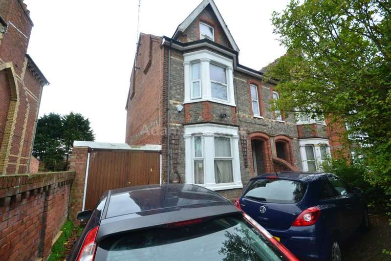 8 Bedrooms Semi Detached House for rent in Wokingham Road, Reading