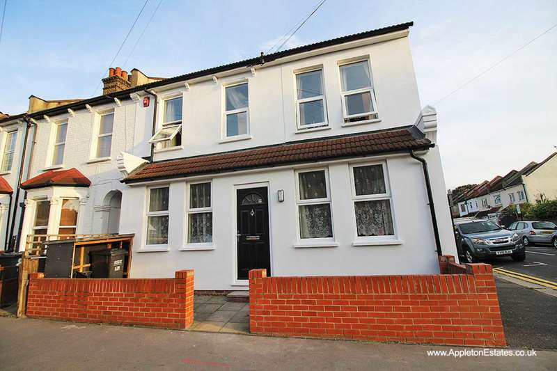 3 Bedrooms Apartment Flat for sale in Boston Road, Croydon