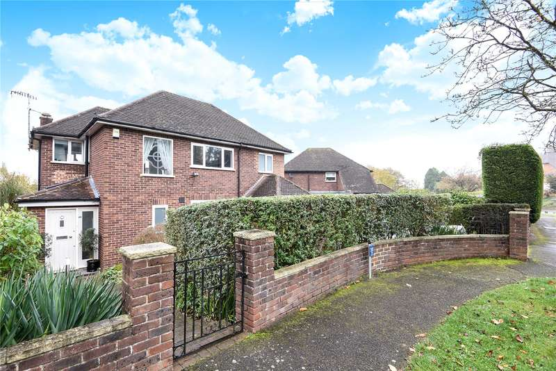 4 Bedrooms Detached House for sale in Sherfield Avenue, Rickmansworth, Hertfordshire, WD3