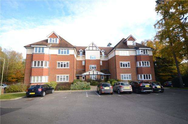2 Bedrooms Apartment Flat for sale in Canterbury Court, Canterbury Gardens, Farnborough