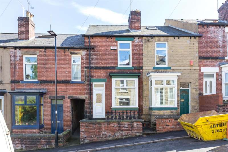 3 Bedrooms Terraced House for sale in Cundy Street, Sheffield, South Yorkshire, S6