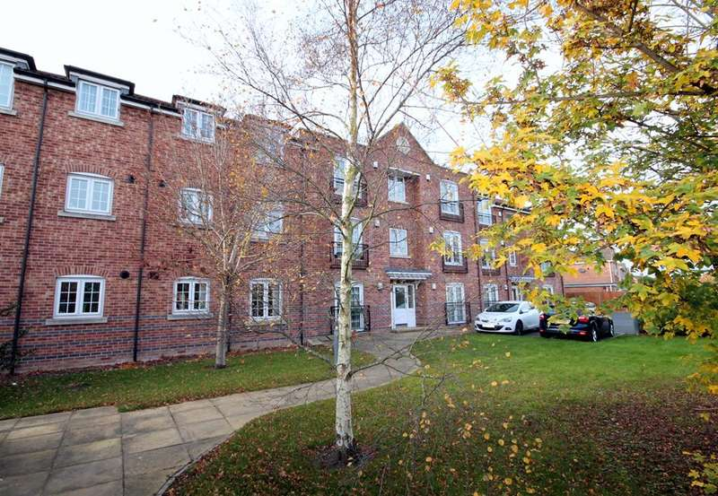 2 Bedrooms Ground Flat for sale in Green Court, New Lane, Huntington, York, YO32 9TB
