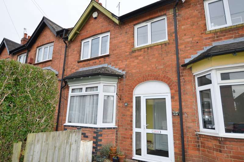 3 Bedrooms Terraced House for sale in Kings Road, Kings Heath, Birmingham, B14