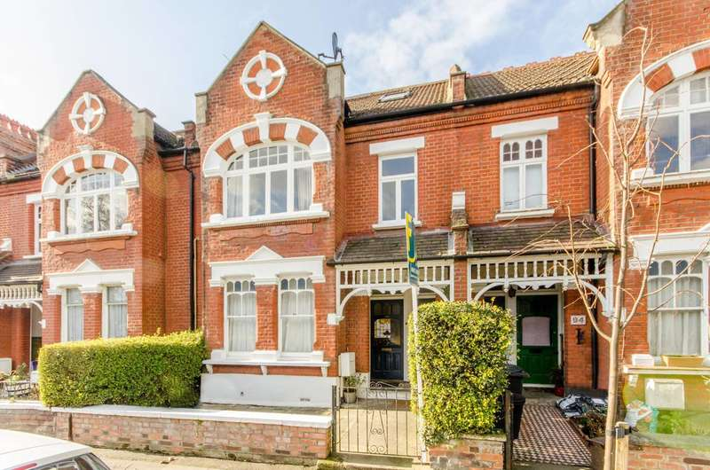 5 Bedrooms Maisonette Flat for sale in Merton Hall Road, Wimbledon, SW19