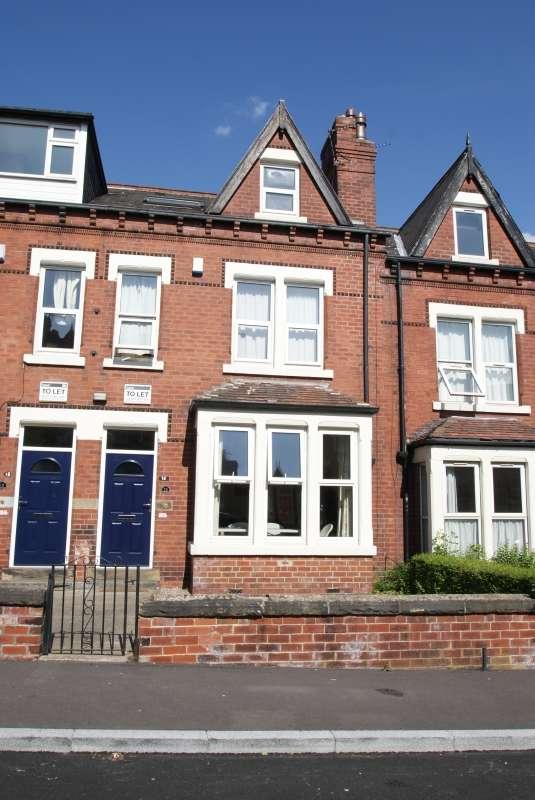 6 Bedrooms Terraced House for rent in Estcourt Terrace, Headingley, Leeds