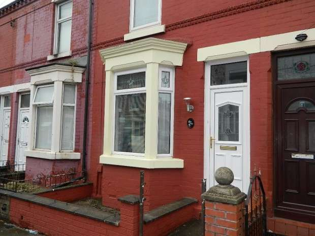 2 Bedrooms Terraced House for sale in August Road, Liverpool, L6