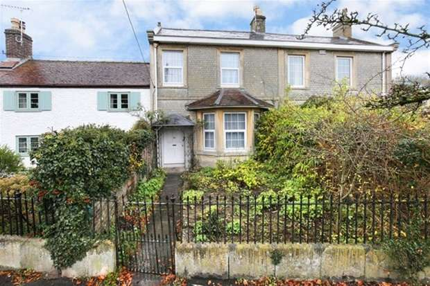3 Bedrooms Terraced House for sale in Boreham Road, Warminster