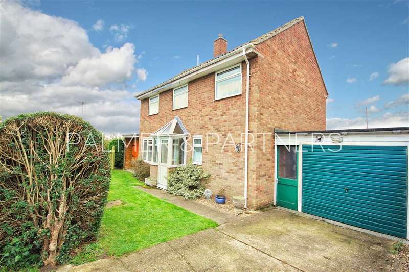 3 Bedrooms Detached House for sale in Tawneys Ride, Bures