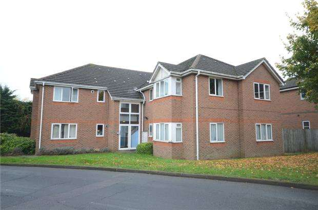 2 Bedrooms Apartment Flat for sale in Milestone View Court, Lowfield Road, Caversham, Reading