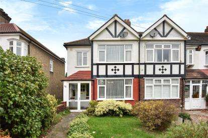 3 Bedrooms End Of Terrace House for sale in Silver Lane, West Wickham