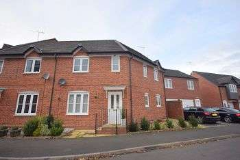 3 Bedrooms Semi Detached House for sale in Hull Street, Hilton, Derby, DE65 5BN
