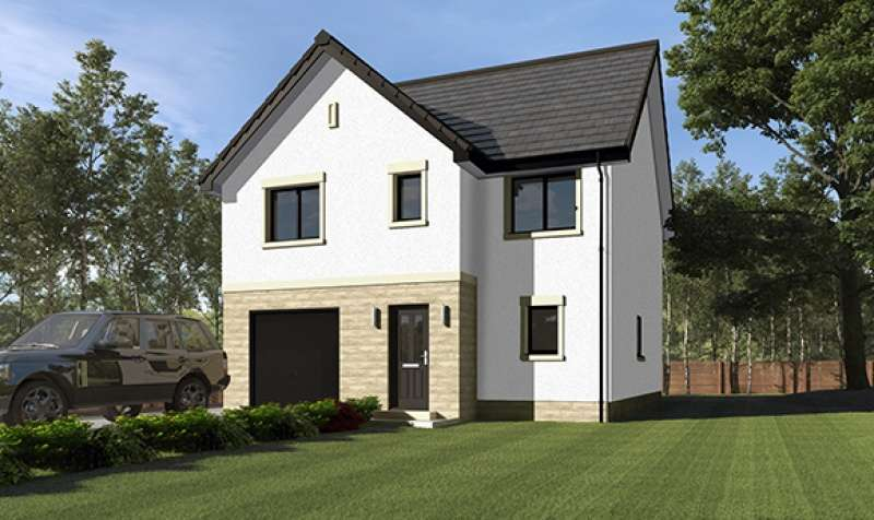 4 Bedrooms Detached Villa House for sale in Bowfield Hall, Bowfield Road, West Kilbride, North Ayrshire, KA23 9JZ