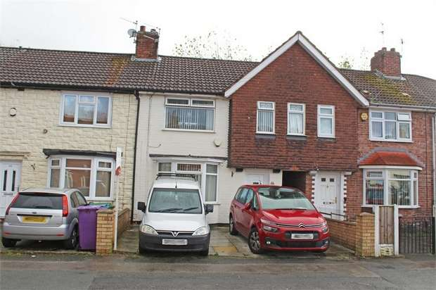 3 Bedrooms Terraced House for sale in Acanthus Road, Liverpool, Merseyside