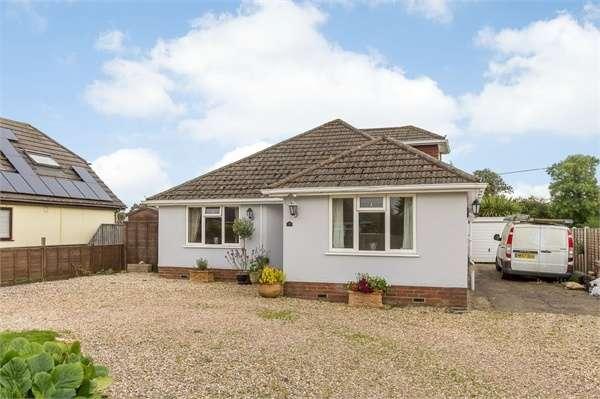 4 Bedrooms Detached Bungalow for sale in Danehurst New Road, Tiptoe, Lymington, Hampshire