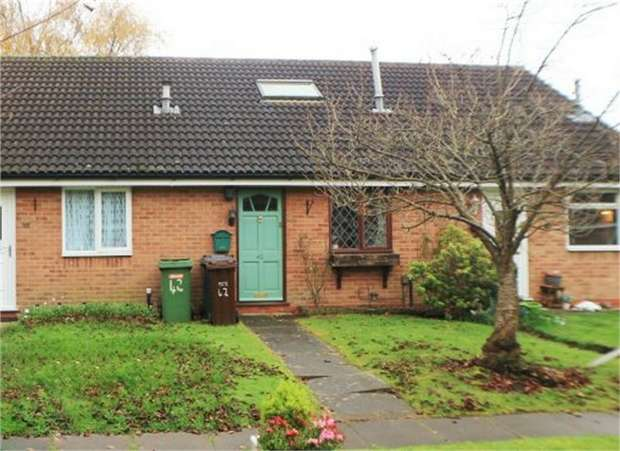 1 Bedroom Semi Detached House for sale in Snowdon Way, Wolverhampton, West Midlands
