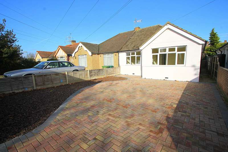 3 Bedrooms Bungalow for sale in Kingston Road, Ashford, TW15