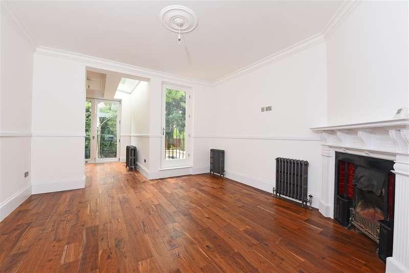 3 Bedrooms Maisonette Flat for sale in Home Park Road, Wimbledon Park