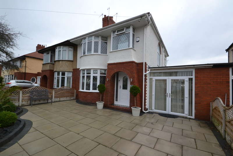 3 Bedrooms Semi Detached House for sale in Ronaldsway, Liverpool, L23