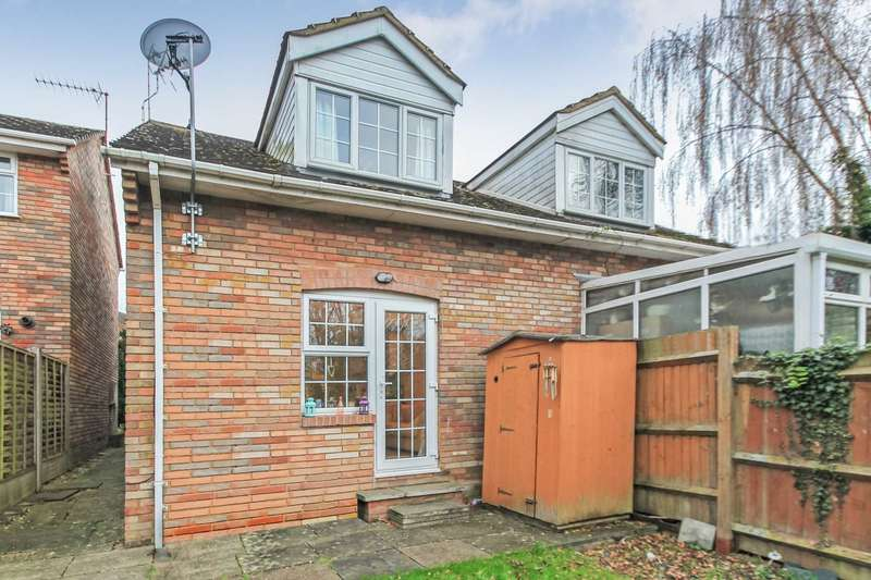 1 Bedroom Cluster House for sale in Grove Gardens, Tring