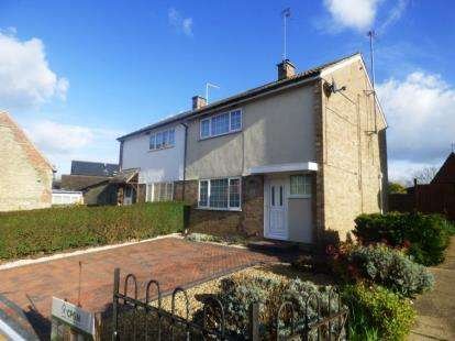 2 Bedrooms Semi Detached House for sale in High Street, Great Linford, Milton Keynes, Buckinghamshire