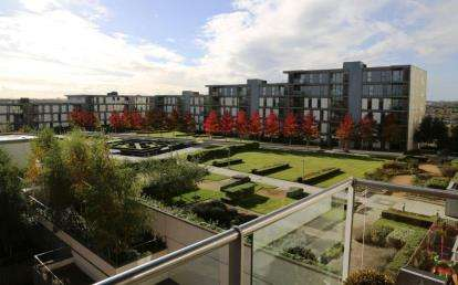 1 Bedroom Flat for sale in Amethyst House, 602 South Fifth Street, Milton Keynes