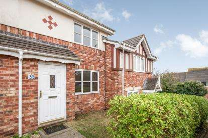 2 Bedrooms Terraced House for sale in Paignton, Devon