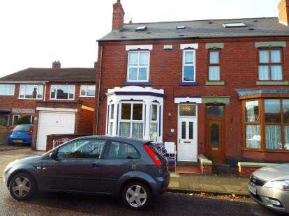 4 Bedrooms Semi Detached House for sale in Lime Grove, Stapleford, Nottingham
