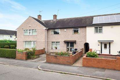 3 Bedrooms Terraced House for sale in Middlefell Way, Clifton, Nottingham