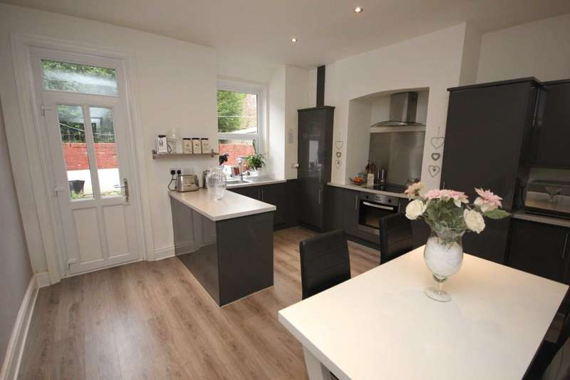 2 Bedrooms End Of Terrace House for sale in Melbourne Street North, Ashton Under Lyne