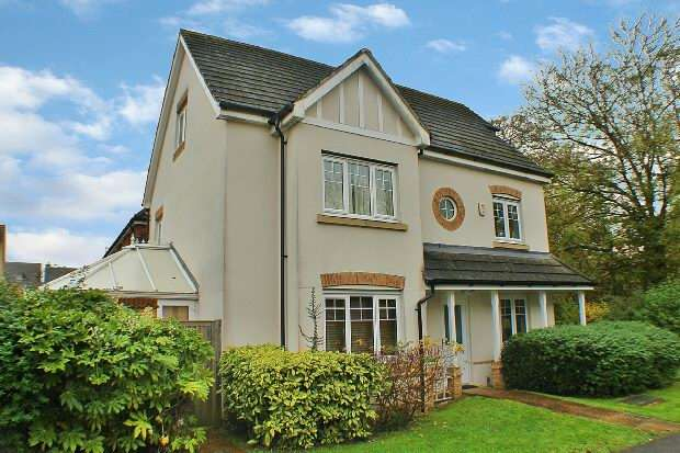 6 Bedrooms Detached House for sale in Pascal Crescent, Shinfield