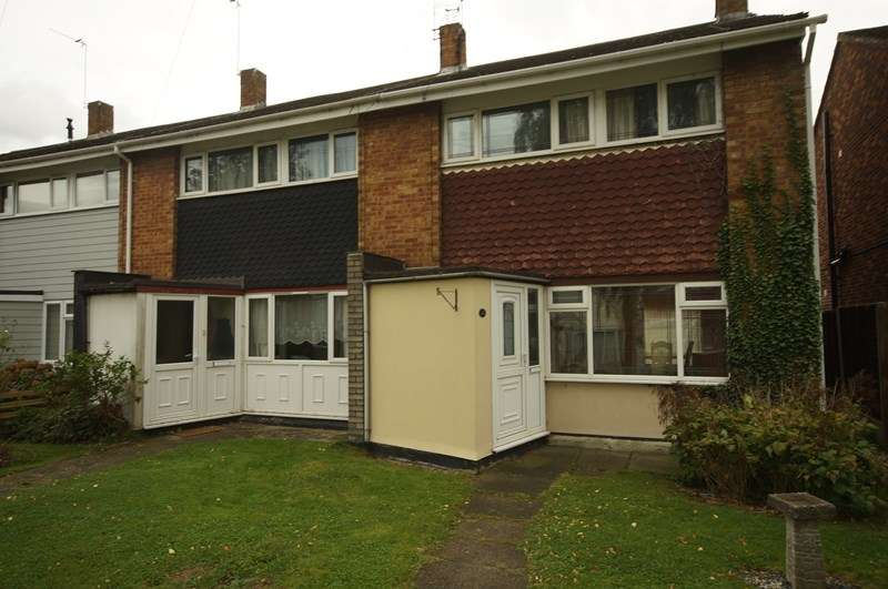 3 Bedrooms End Of Terrace House for sale in Cornec Chase, Eastwood