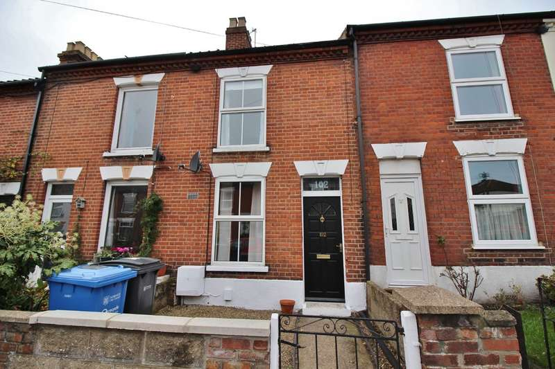 3 Bedrooms Terraced House for sale in Spencer Street, Norwich
